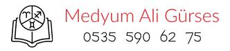 Medyum Ali Gürses | Medyum Ali Hoca